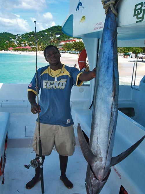 grenada fishing tours