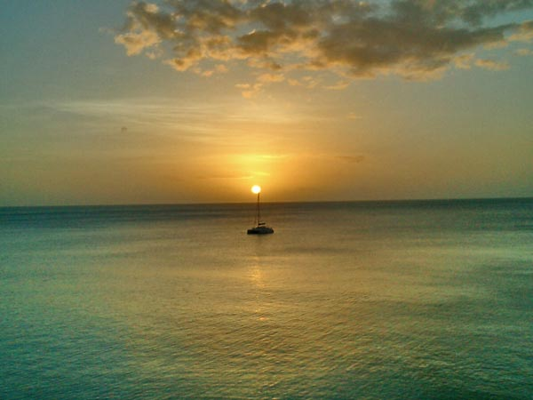 Sunset Cruises in Grenada